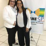 Jane Haddad e Ana Beatriz